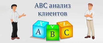 ABC анализ клиентов